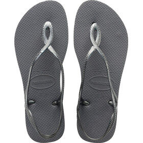 havaianas Luna Sandals Damen steel grey